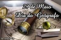 29 DE MAIO – DIA DO GEÓGRAFO